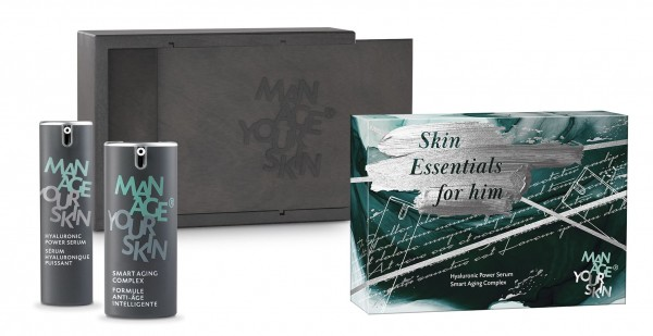 Skin Essentials for Him - MANAGE YOUR SKIN®-Set