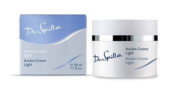 Azulen Cream Light