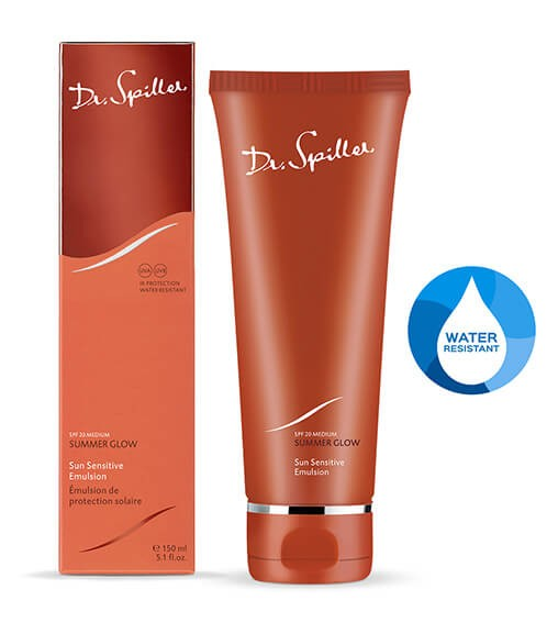 Sun Sensitive Emulsion SPF 20